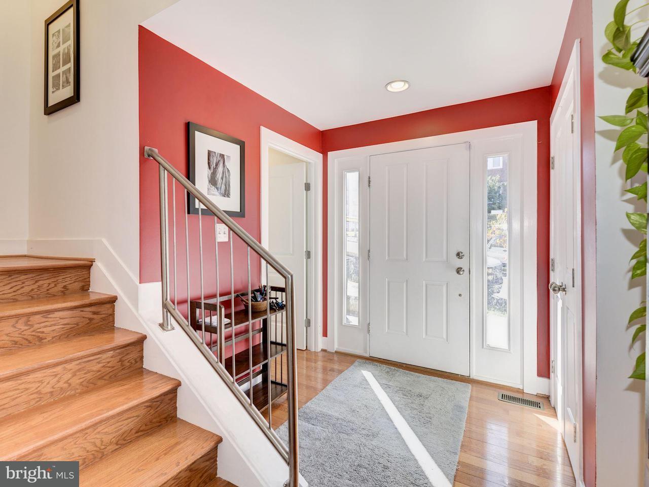 Maison accolée pour l Vente à 1445 ROCK CREEK FORD RD NW 1445 ROCK CREEK FORD RD NW Washington, District De Columbia 20011 États-Unis