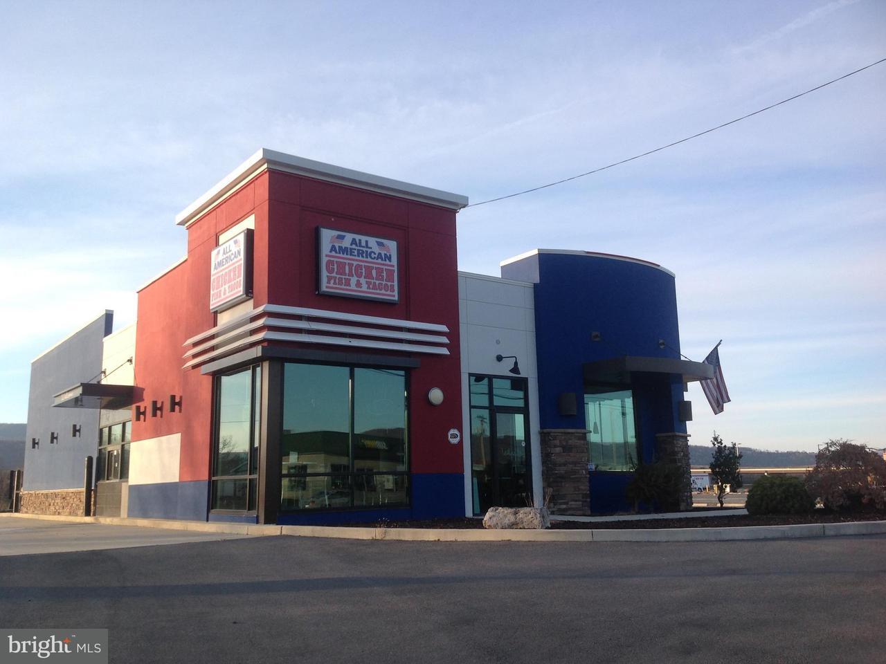 상업용 용 매매 에 732 North Main 732 North Main Moorefield, 웨스트버지니아 26836 미국