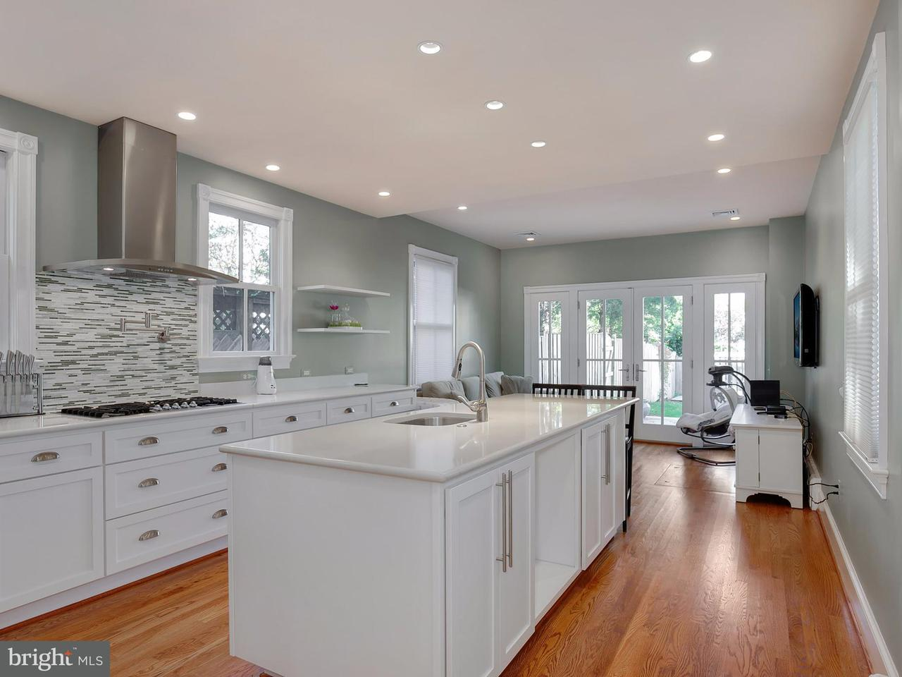 Townhouse for Sale at 210 ALFRED ST N 210 ALFRED ST N Alexandria, Virginia 22314 United States