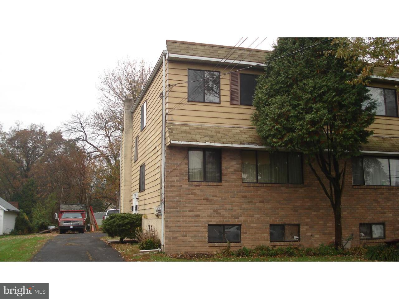 Разнобразная частная недвижимость для того Аренда на 161 E UNION Street Hatfield, Пенсильвания 19440 Соединенные Штаты