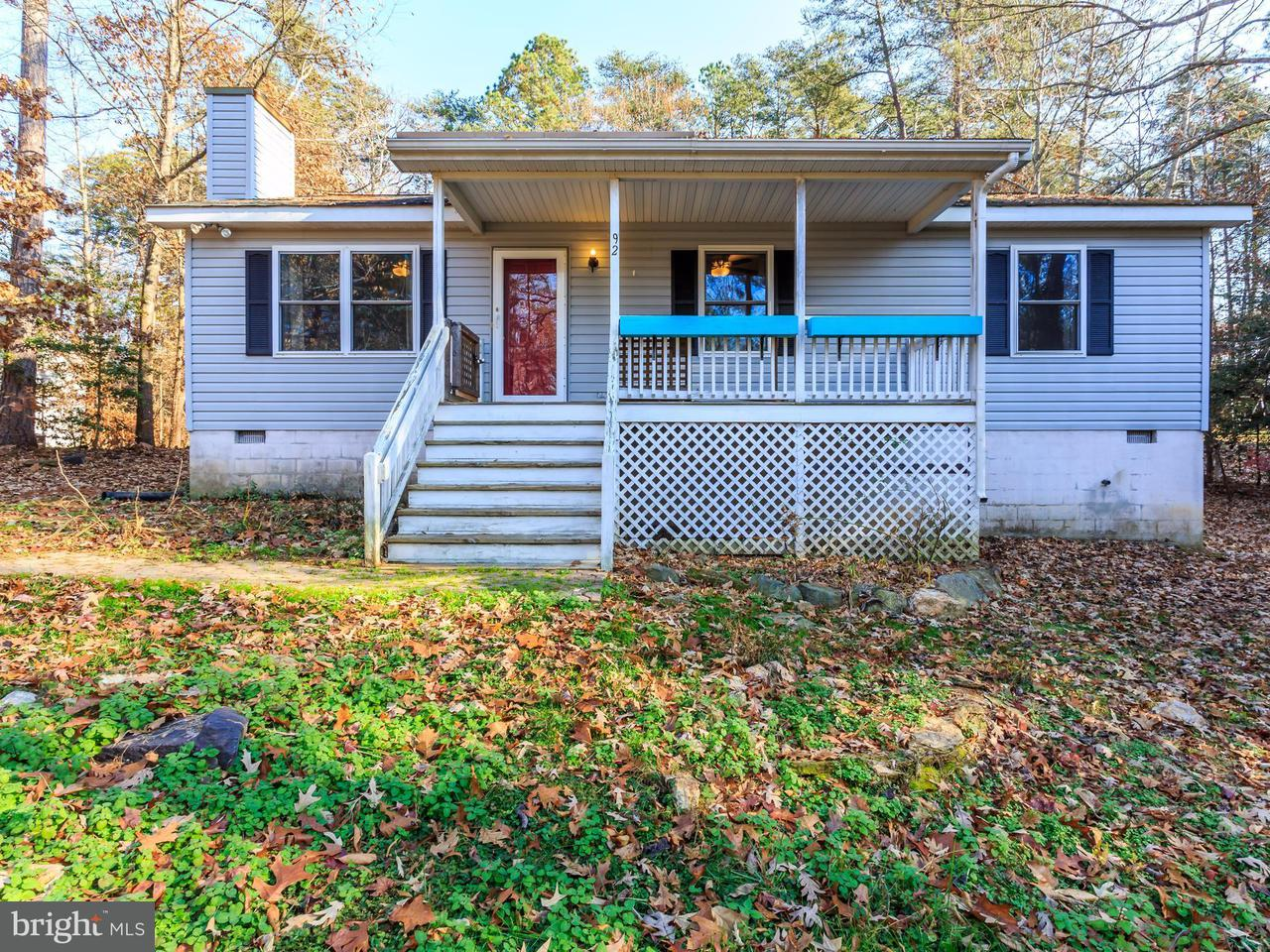 Other Residential for Rent at 92 Albertson Ct Ruther Glen, Virginia 22546 United States