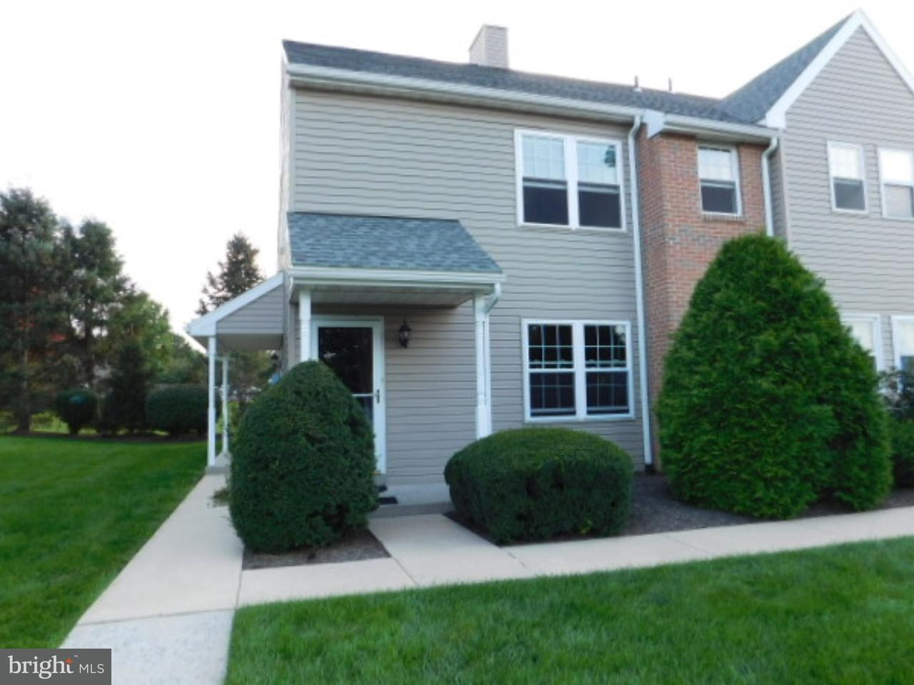 Single Family Home for Rent at 302 PETERS WAY Wyomissing, Pennsylvania 19610 United States
