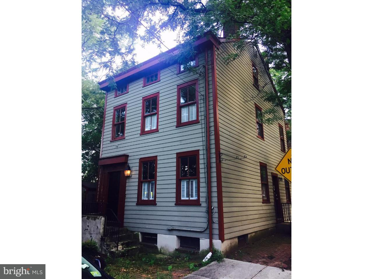 Townhouse for Rent at 301 JACKSON Street Trenton, New Jersey 08611 United StatesMunicipality: Trenton City