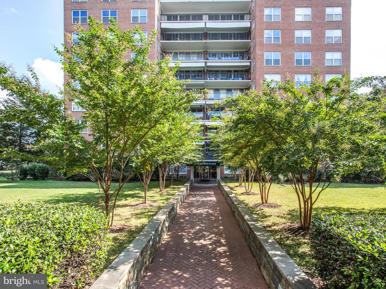 Condominium for Sale at 3900 Watson Pl NW #8d/E Washington, District Of Columbia 20016 United States