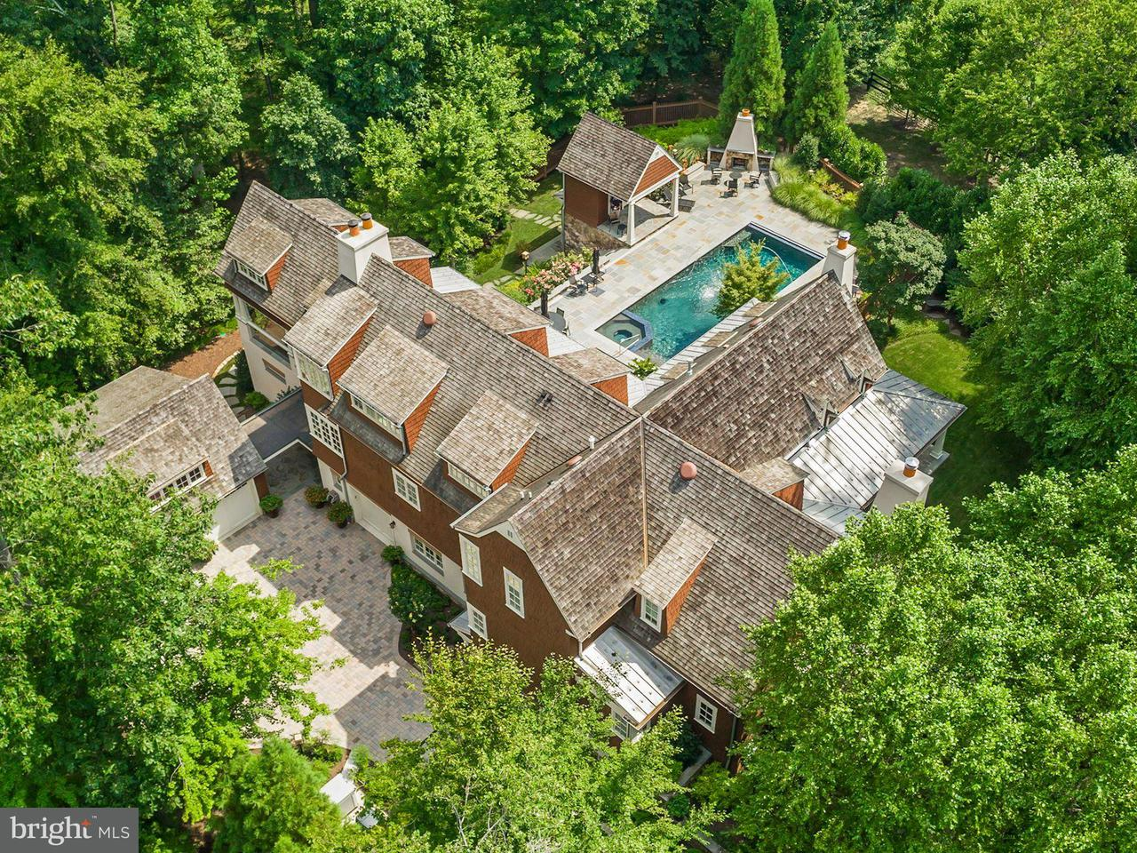 Single Family Home for Sale at 13309 DREWS Lane 13309 DREWS Lane Potomac, Maryland 20854 United States