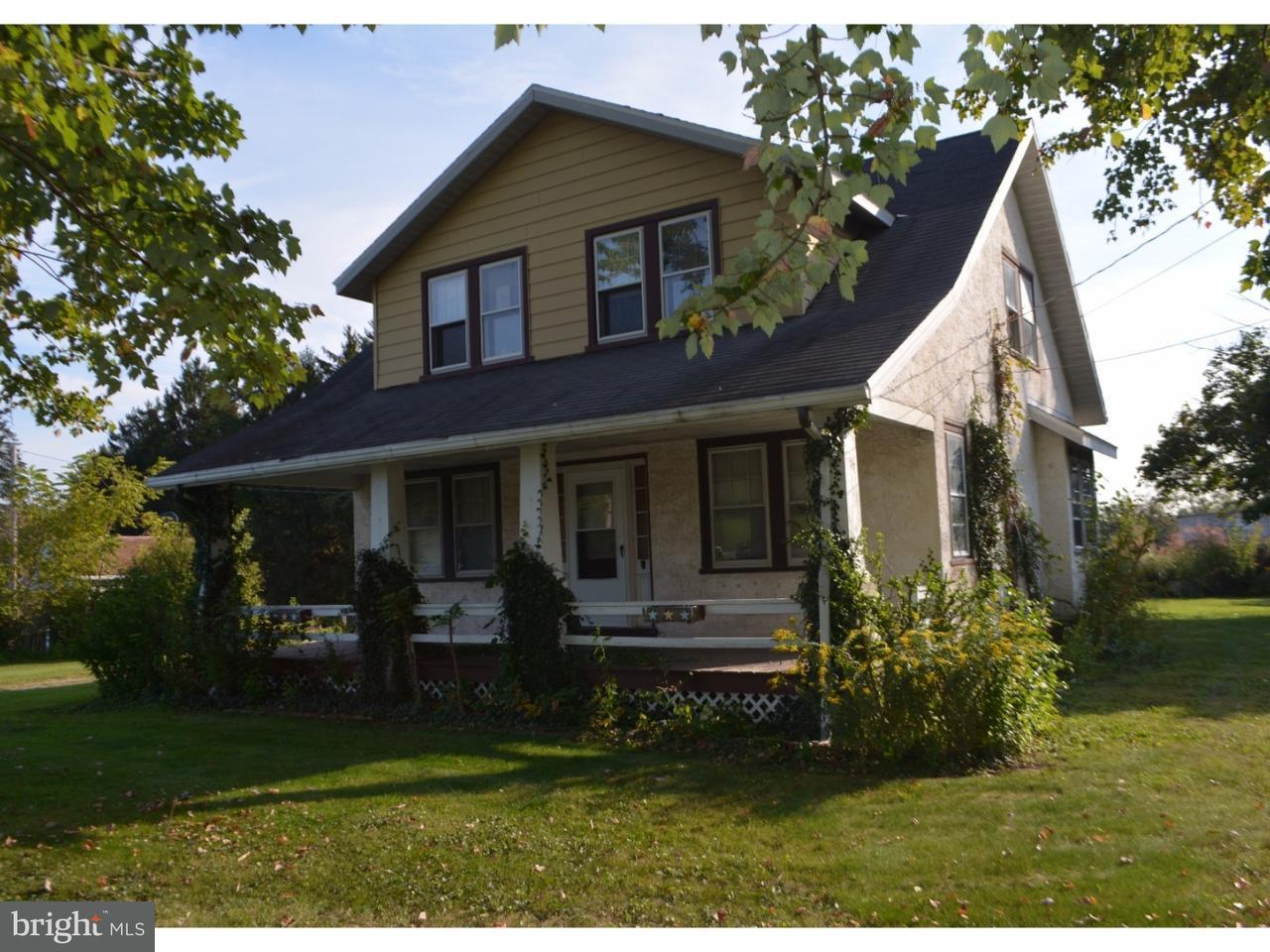 Casa Unifamiliar por un Alquiler en 2102 POTTSTOWN PIKE Pottstown, Pennsylvania 19465 Estados Unidos