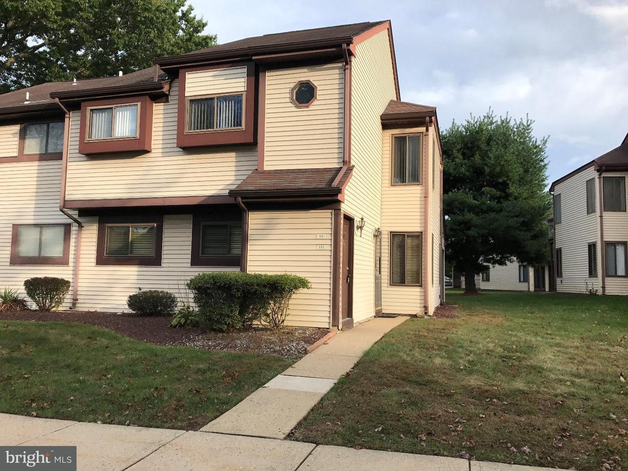 Casa unifamiliar adosada (Townhouse) por un Alquiler en 902 JACOB CT #4 Dayton, Nueva Jersey 08810 Estados UnidosEn/Alrededor: South Brunswick Township