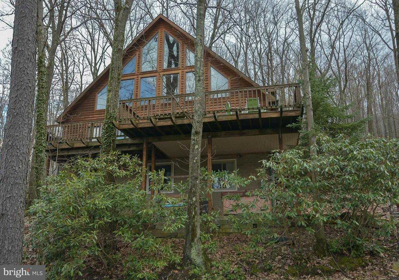 Single Family Home for Sale at 2602 State Park Road 2602 State Park Road Swanton, Maryland 21561 United States