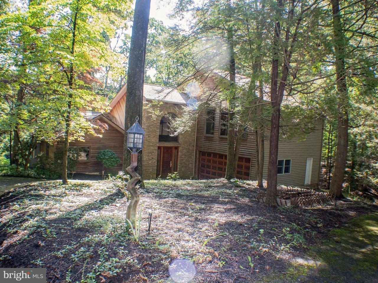 Частный односемейный дом для того Продажа на 407 SALFORD STATION Road Perkiomenville, Пенсильвания 18074 Соединенные Штаты