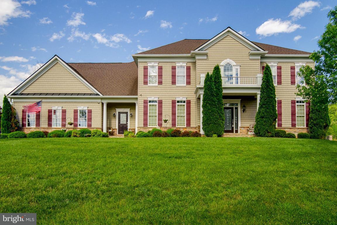 Частный односемейный дом для того Продажа на 17 STEFANIGA FARMS Drive 17 STEFANIGA FARMS Drive Stafford, Виргиния 22556 Соединенные Штаты