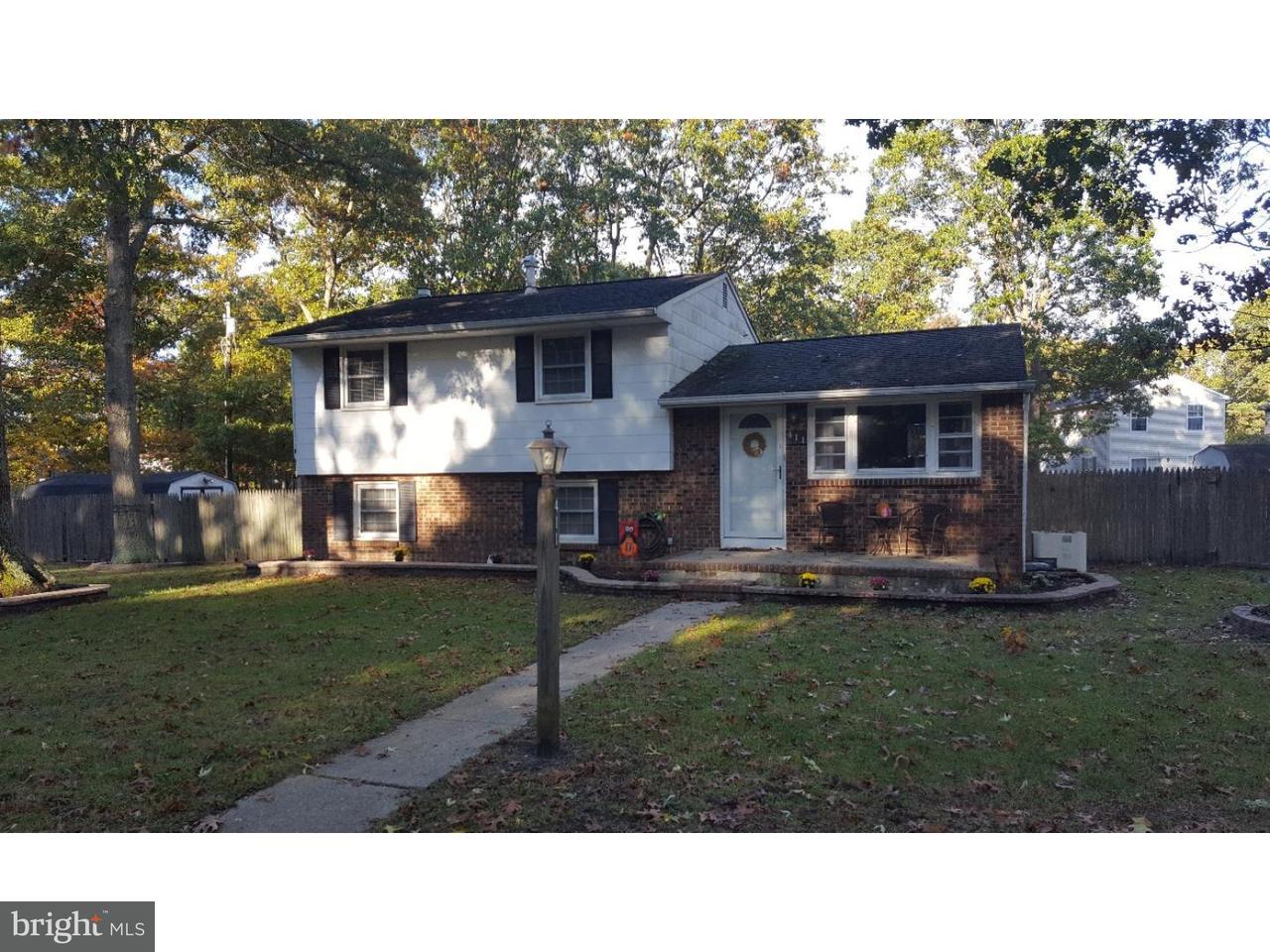 獨棟家庭住宅 為 出售 在 411 S WILLOW Avenue Galloway, 新澤西州 08205 美國