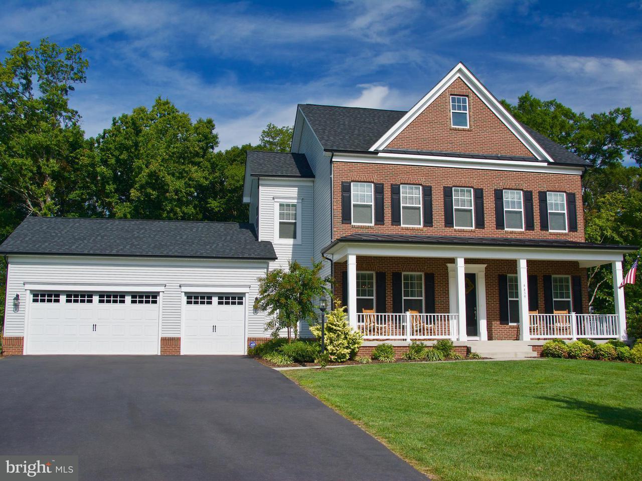 Villa per Vendita alle ore 4439 SPRING RUN Road 4439 SPRING RUN Road Warrenton, Virginia 20187 Stati Uniti