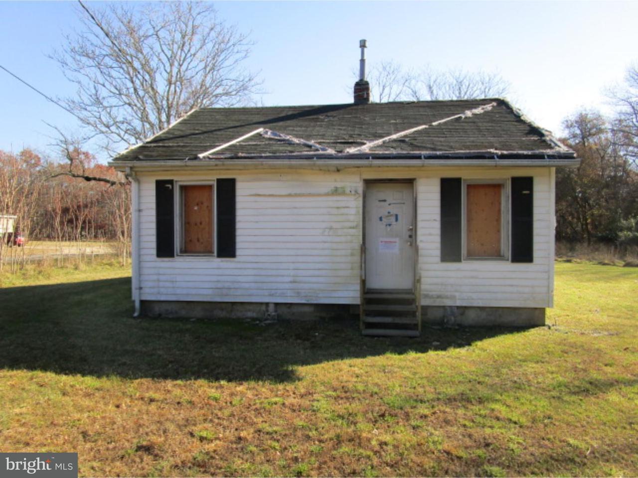 Maison unifamiliale pour l Vente à 232 LORRAINE Avenue Richland, New Jersey 08350 États-Unis