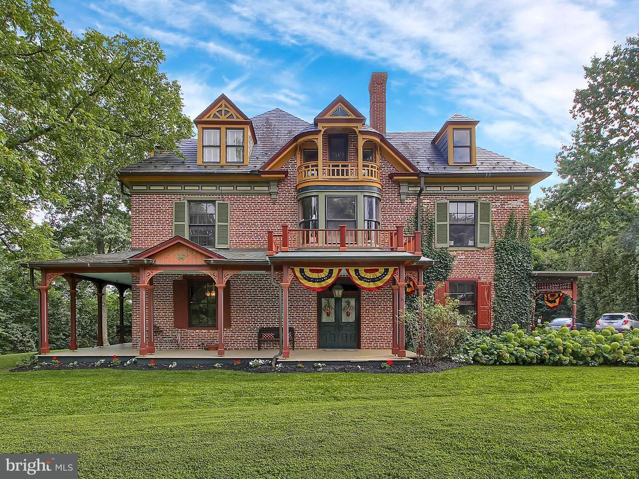农场 为 销售 在 4 CONFEDERATE AVE W 4 CONFEDERATE AVE W Gettysburg, 宾夕法尼亚州 17325 美国