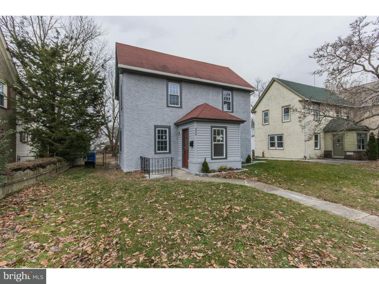 Nhà ở một gia đình vì Bán tại 306 HAAKON Road Brooklawn, New Jersey 08030 Hoa Kỳ