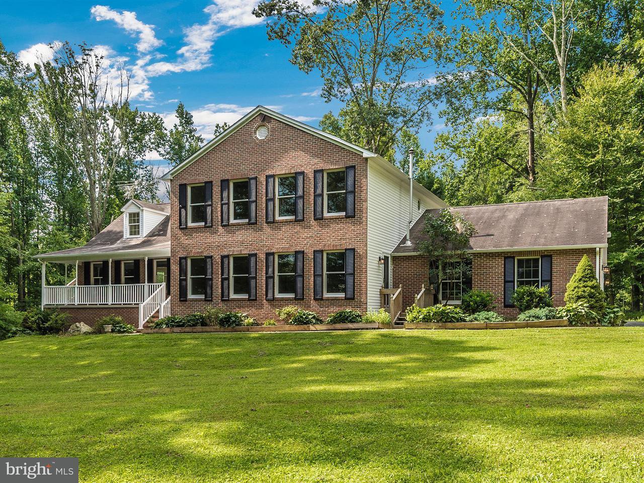 Casa Unifamiliar por un Venta en 13707 JOHN KLINE Road 13707 JOHN KLINE Road Smithsburg, Maryland 21783 Estados Unidos