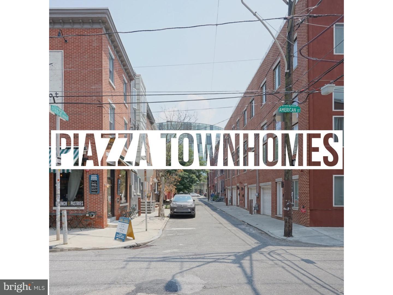 一戸建て のために 売買 アット 204 W GEORGE Street Philadelphia, ペンシルベニア 19123 アメリカ合衆国