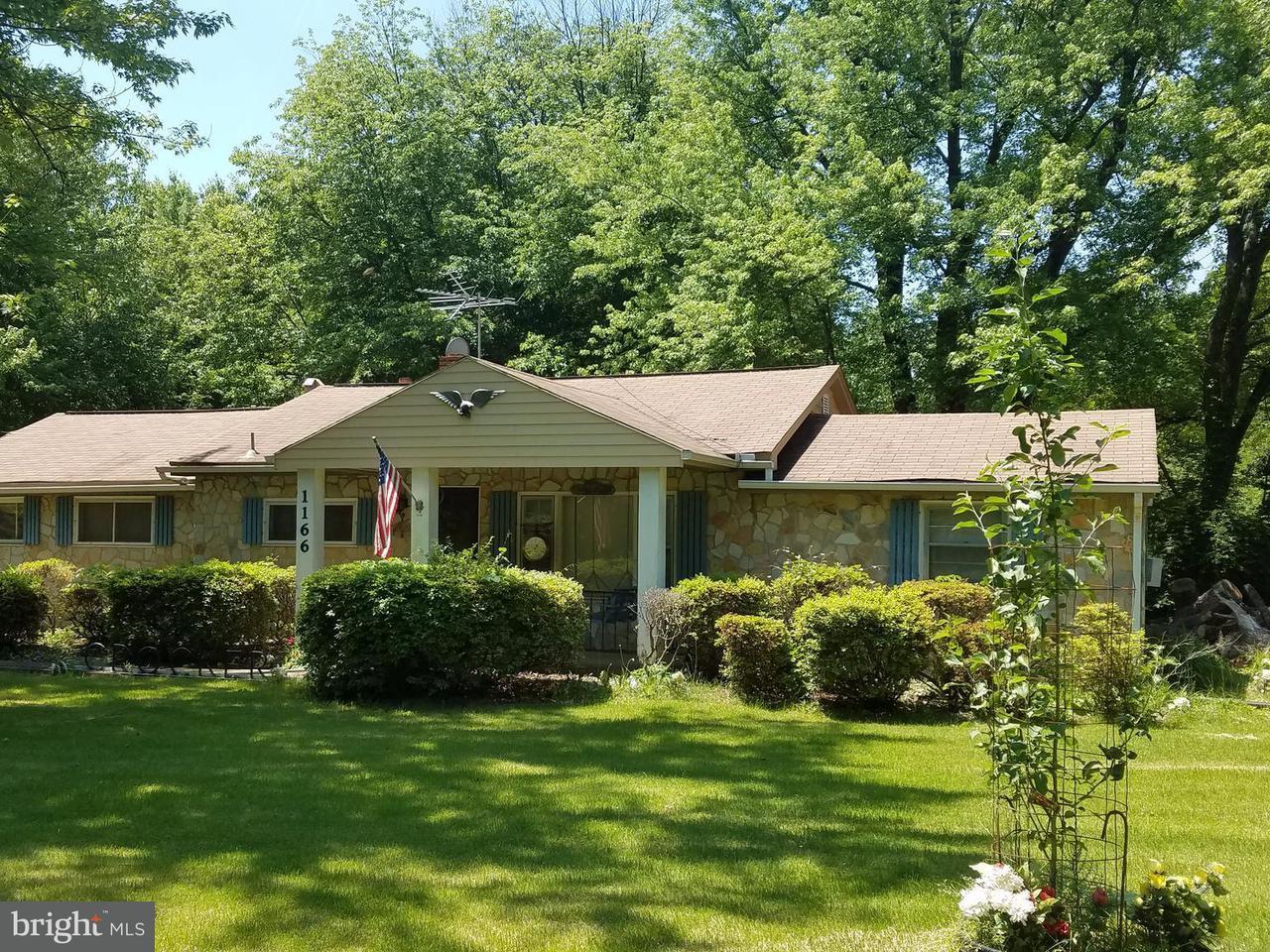 단독 가정 주택 용 매매 에 1166 Reston Avenue 1166 Reston Avenue Herndon, 버지니아 20170 미국
