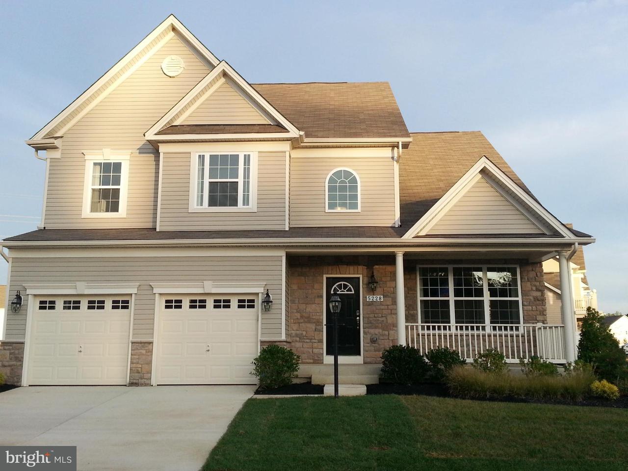 獨棟家庭住宅 為 出售 在 5228 CALVADA Court 5228 CALVADA Court White Plains, 馬里蘭州 20695 美國