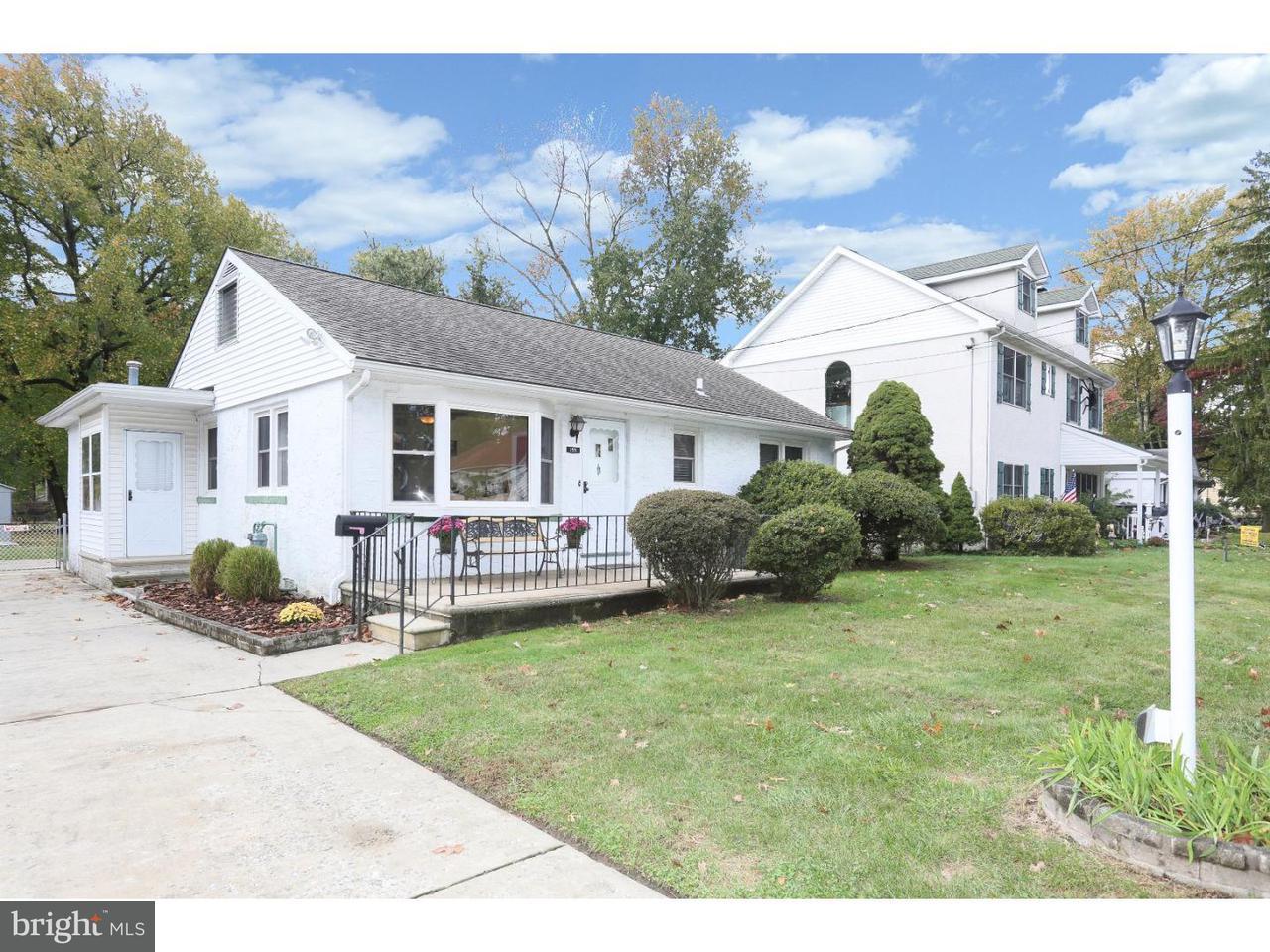 独户住宅 为 销售 在 255 DUBOIS Avenue Woodbury, 新泽西州 08096 美国