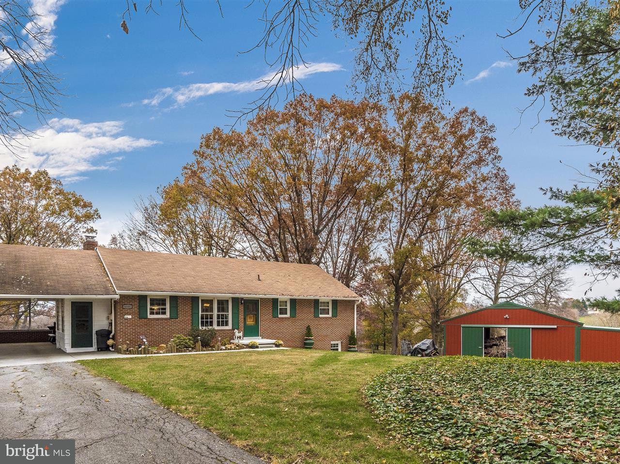 Eensgezinswoning voor Verkoop een t 4331 ARABY CHURCH Road 4331 ARABY CHURCH Road Frederick, Maryland 21704 Verenigde Staten