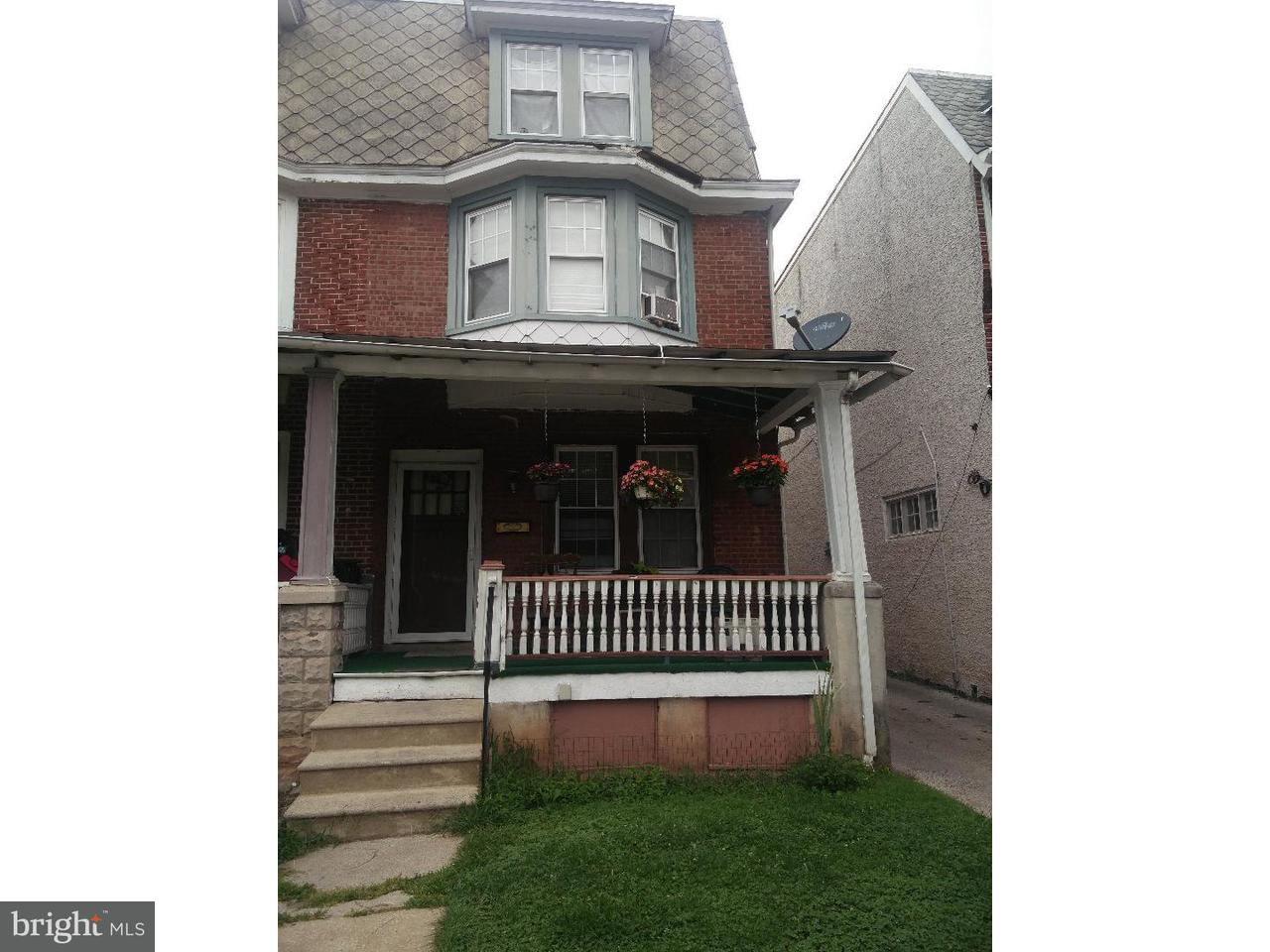 联栋屋 为 出租 在 735 HAWS Avenue Norristown, 宾夕法尼亚州 19401 美国