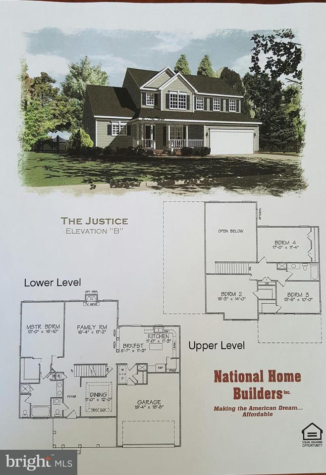 獨棟家庭住宅 為 出售 在 AIDEN Drive AIDEN Drive Fredericksburg, 弗吉尼亞州 22406 美國