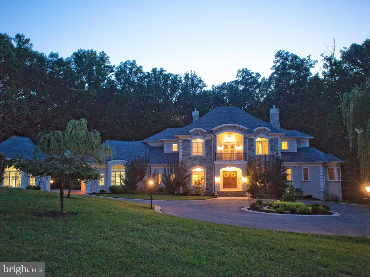 Single Family Home for Sale at 356 SPRINGVALE Road 356 SPRINGVALE Road Great Falls, Virginia 22066 United States