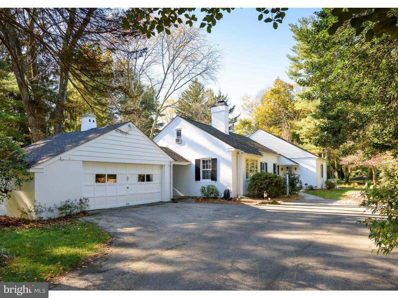 Частный односемейный дом для того Продажа на 209 HIGHLAND Avenue Wallingford, Пенсильвания 19086 Соединенные Штаты