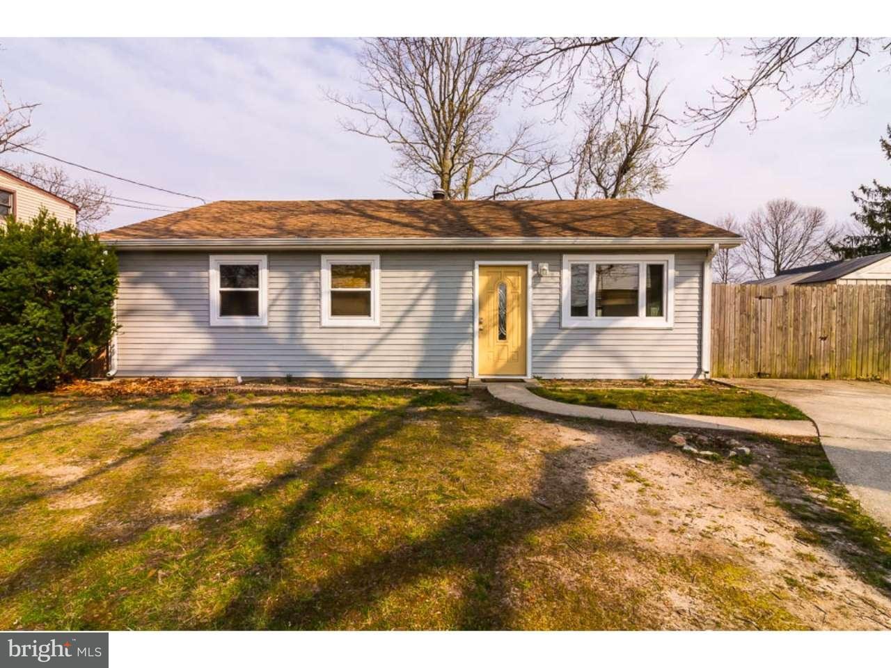 Casa Unifamiliar por un Venta en 4 LINCOLN Avenue Erial, Nueva Jersey 08081 Estados Unidos