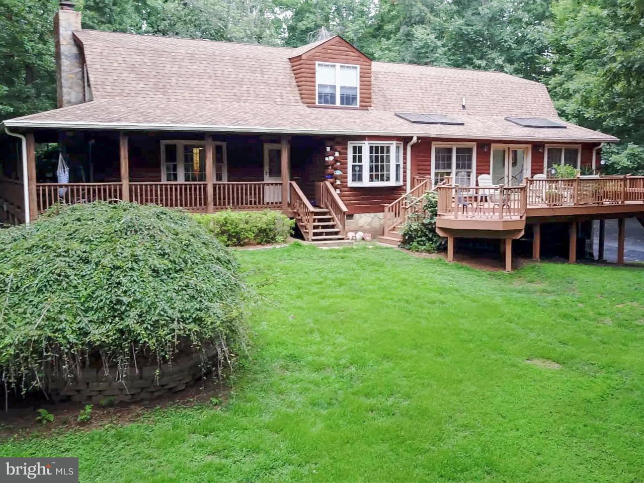 Single Family Home for Sale at 16405 DEERFIELD Lane 16405 DEERFIELD Lane Jeffersonton, Virginia 22724 United States