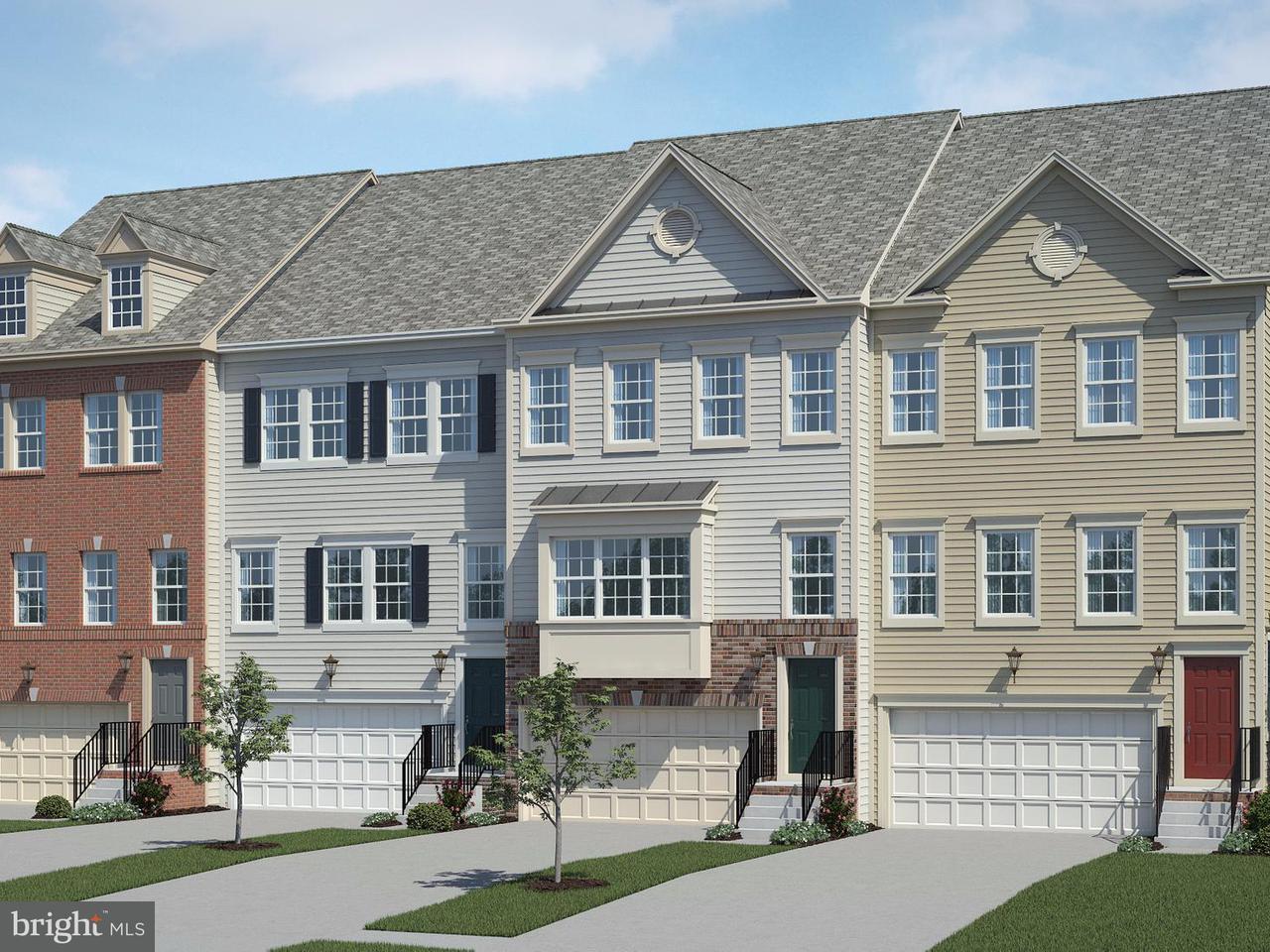 Townhouse for Sale at 2507 HYACINTH Lane 2507 HYACINTH Lane Gambrills, Maryland 21054 United States