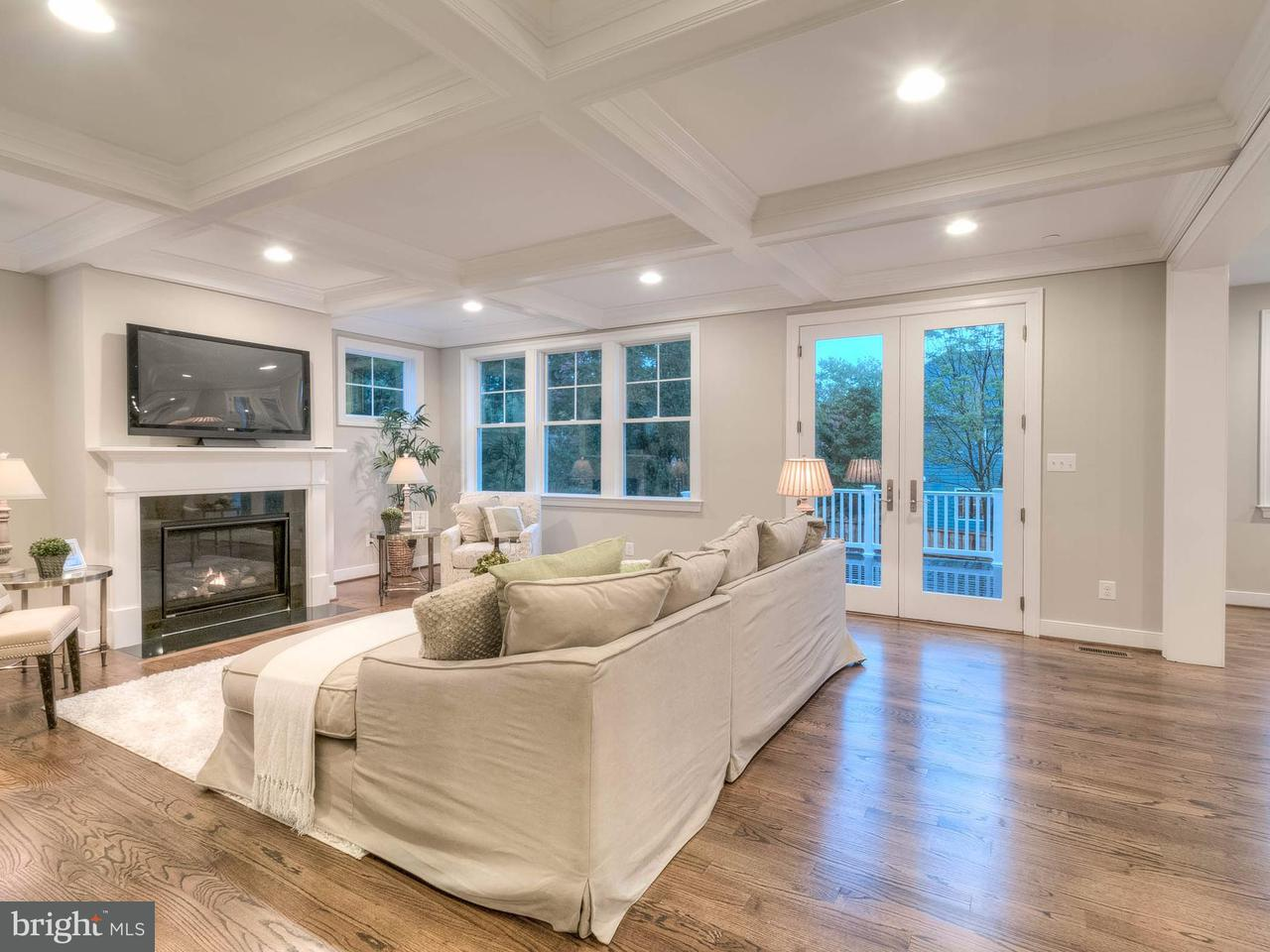Single Family Home for Sale at 9505 Edgeley Road 9505 Edgeley Road Bethesda, Maryland 20814 United States