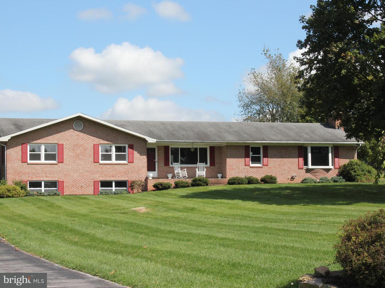 Maison unifamiliale pour l Vente à 3643 Old Leetown Pike 3643 Old Leetown Pike Ranson, Virginie-Occidentale 25438 États-Unis
