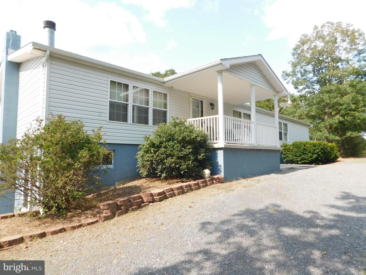 Single Family for Sale at 838 Brenwood Farms Rd Burlington, West Virginia 26710 United States