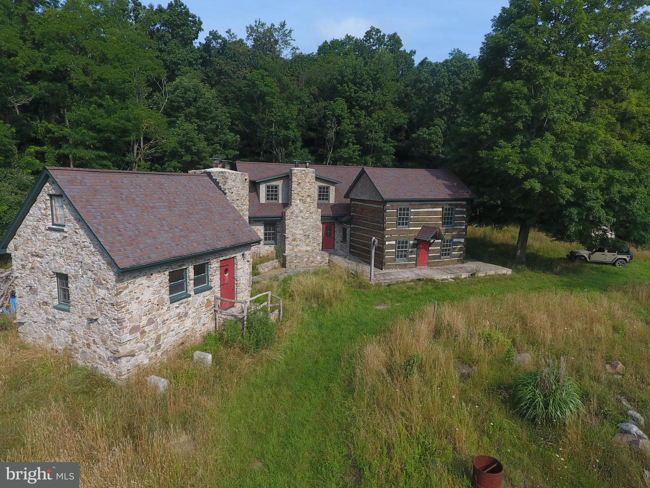 Farm for Sale at 75 Overlook Dr Mount Storm, West Virginia 26739 United States