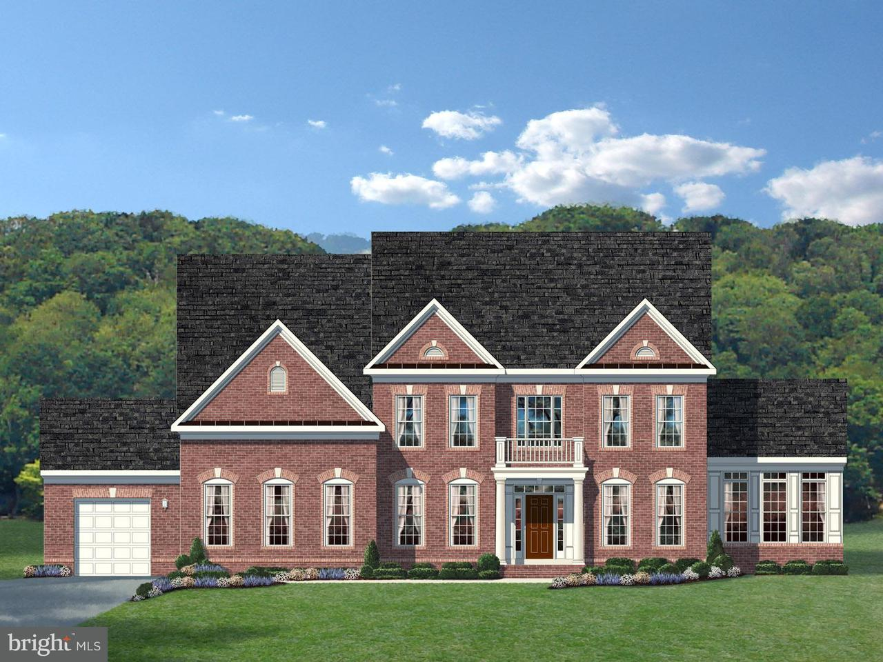 Maison unifamiliale pour l Vente à WATERFORD MEADOW Place WATERFORD MEADOW Place Hamilton, Virginia 20158 États-Unis