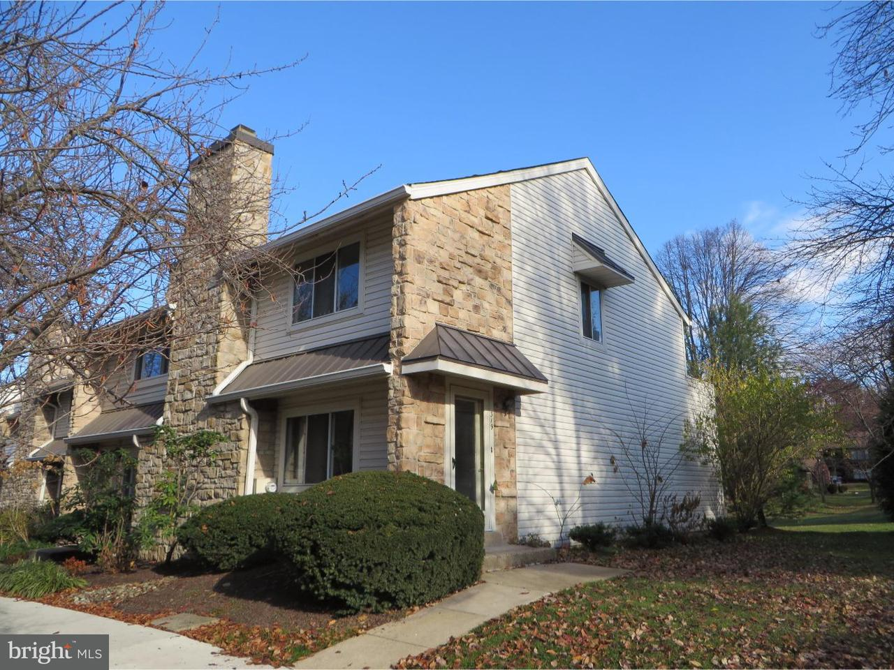 Townhouse for Rent at 319 HEADHOUSE Court Chesterbrook, Pennsylvania 19087 United States