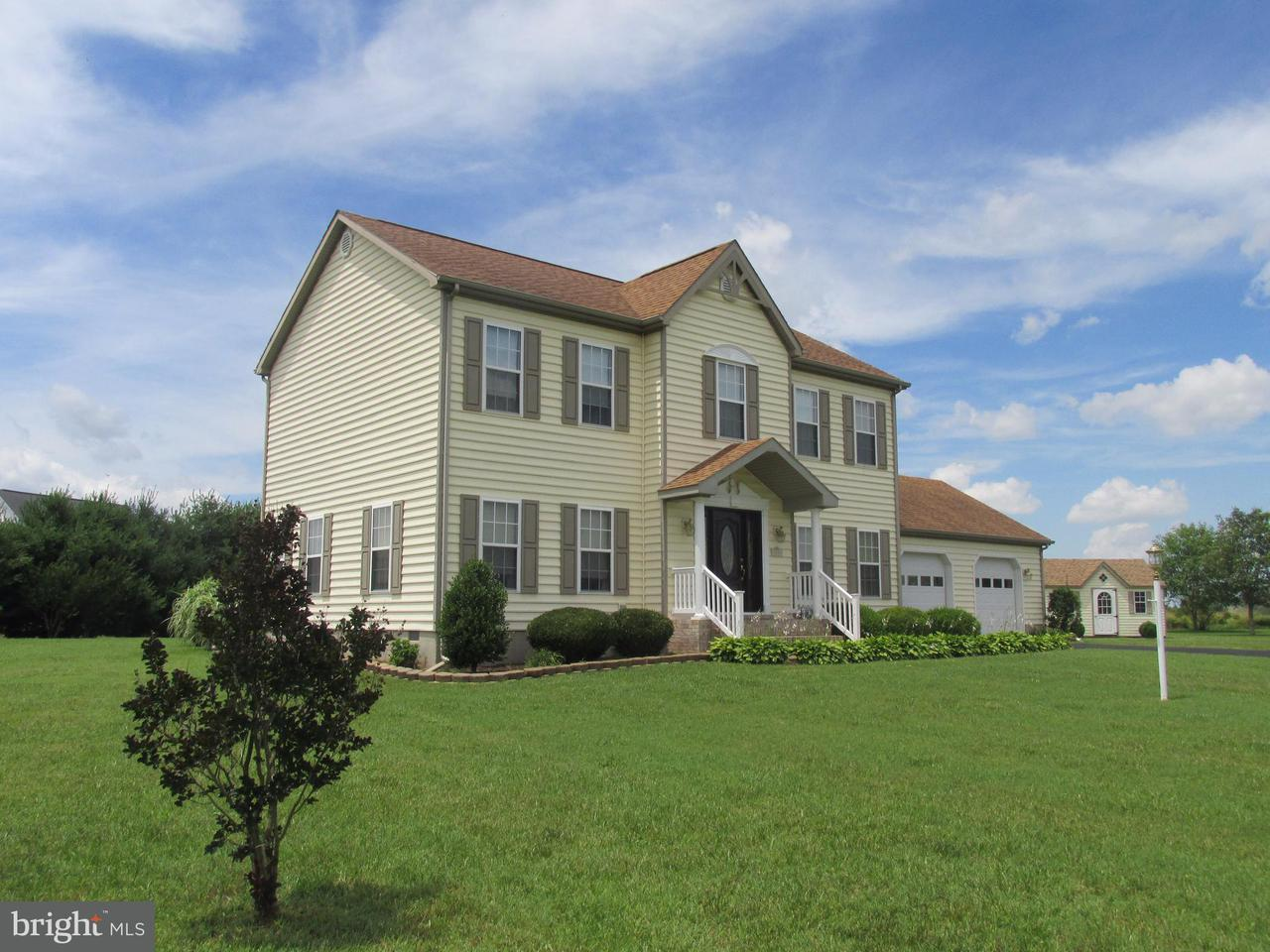 Single Family for Sale at 3702 Fairfax Cir East New Market, Maryland 21631 United States