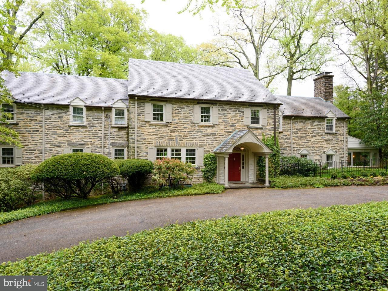Single Family Home for Sale at 311 BRENTFORD Road Haverford, Pennsylvania 19041 United States