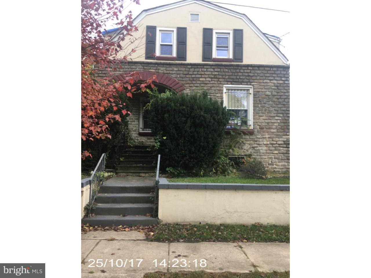 Частный односемейный дом для того Продажа на 192 W OAK Avenue Lawnside, Нью-Джерси 08045 Соединенные Штаты