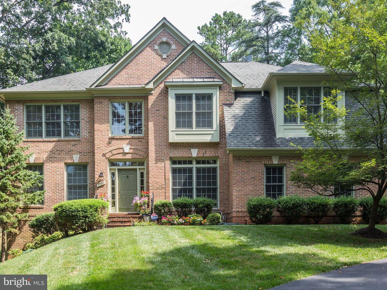 단독 가정 주택 용 매매 에 9909 ALDERSGATE Road 9909 ALDERSGATE Road Rockville, 메릴랜드 20850 미국