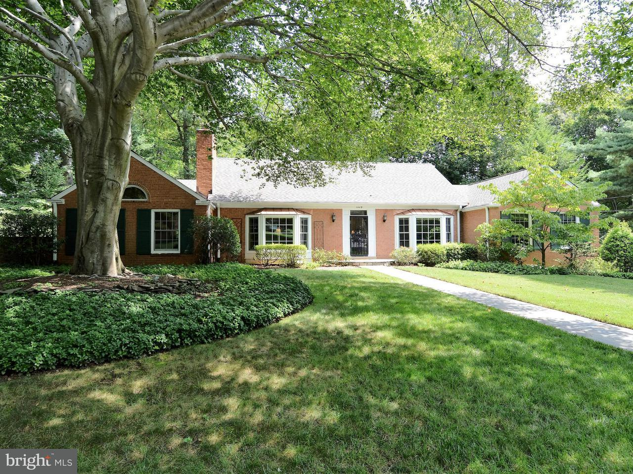 Single Family for Sale at 1449 Laburnum St McLean, Virginia 22101 United States