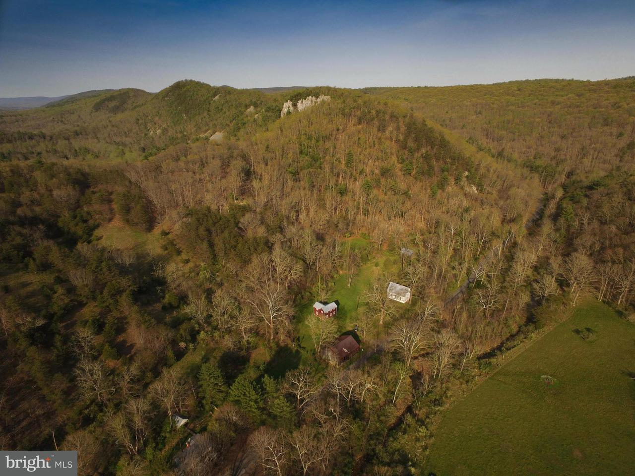 Single Family for Sale at 0 Cold Stream Rd Slanesville, West Virginia 25444 United States