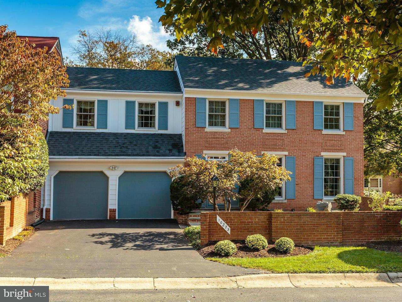 Townhouse for Sale at 10275 GAINSBOROUGH Road 10275 GAINSBOROUGH Road Potomac, Maryland 20854 United States