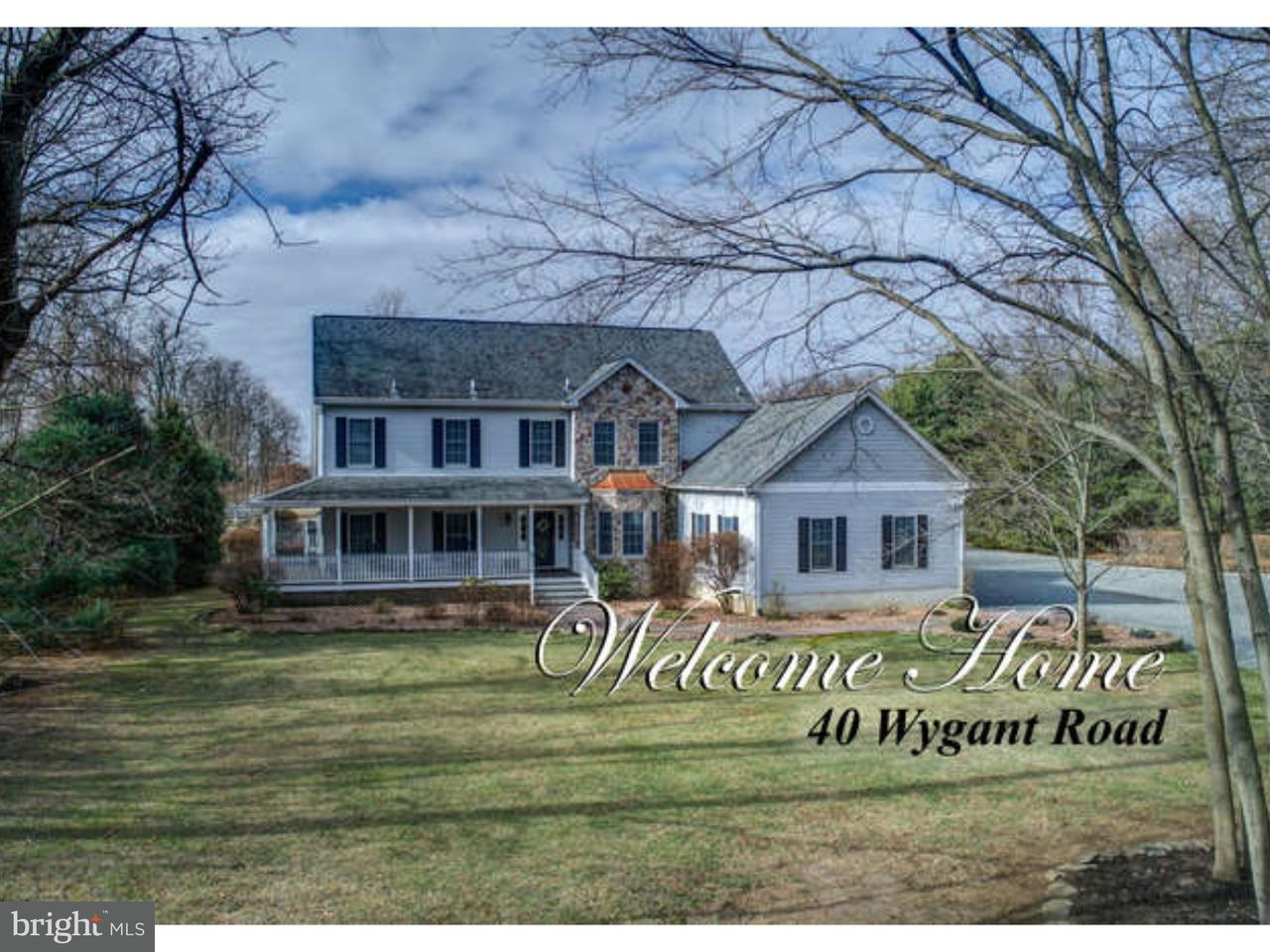 Single Family Home for Sale at 40 WYGANT Road Cream Ridge, New Jersey 08514 United StatesMunicipality: Upper Freehold Township
