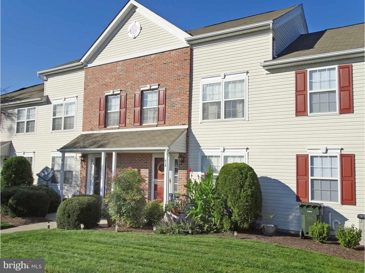 Maison accolée pour l à louer à 618 SONGBIRD CT #177 Warrington, Pennsylvanie 18976 États-Unis