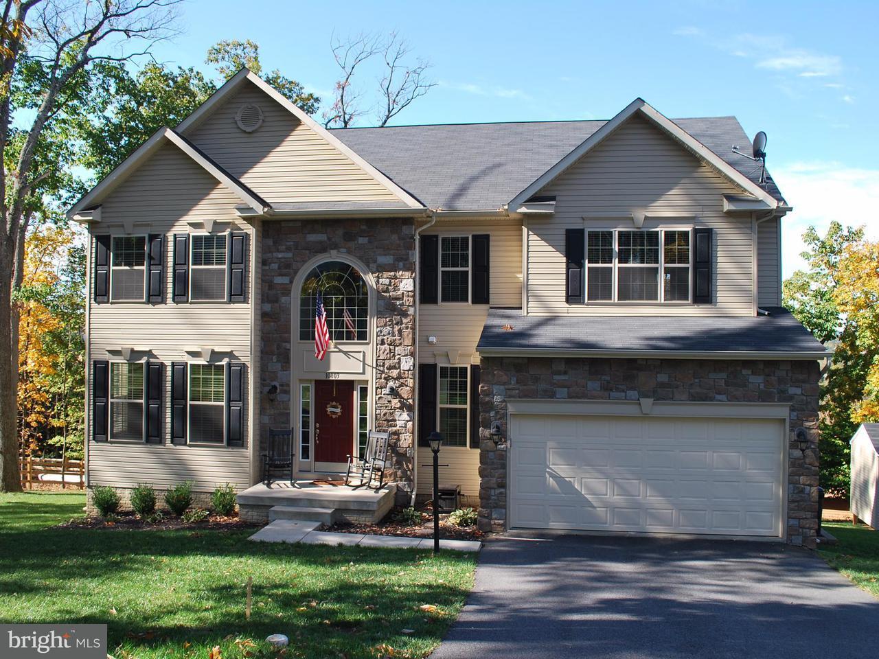 Casa Unifamiliar por un Venta en 10803 RIDGEWOOD Court 10803 RIDGEWOOD Court New Market, Maryland 21774 Estados Unidos