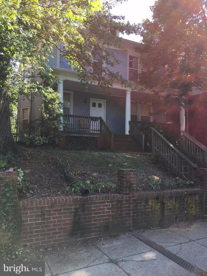 Single Family Home for Sale at 1214 MADISON ST NW 1214 MADISON ST NW Washington, District Of Columbia 20011 United States