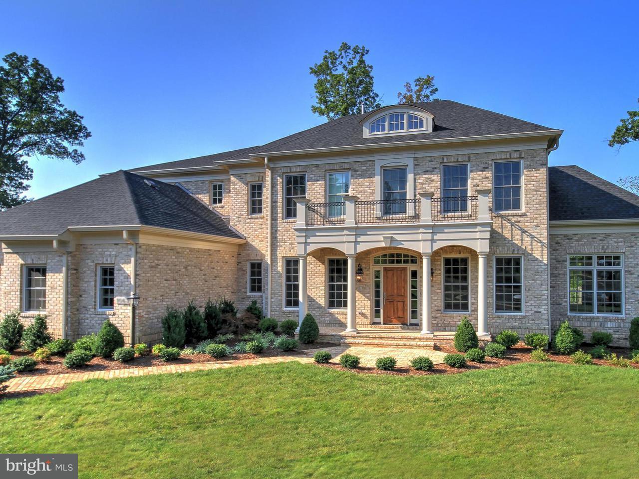 獨棟家庭住宅 為 出售 在 2550 VALE RIDGE Court 2550 VALE RIDGE Court Oakton, 弗吉尼亞州 22124 美國